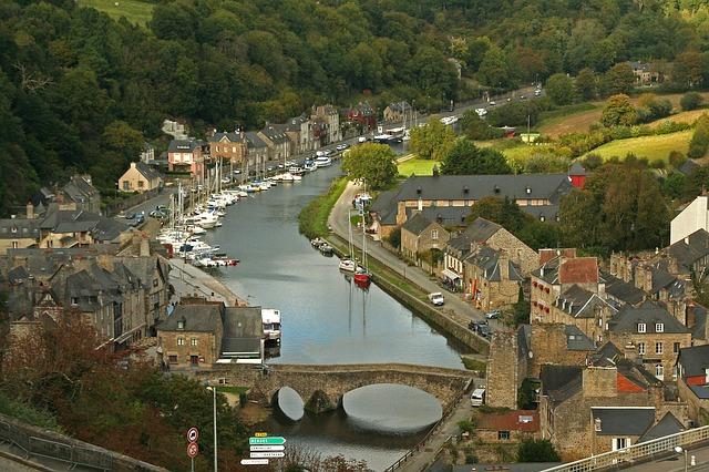 Immobilier Bretagne nord Côtes Armor Dinan