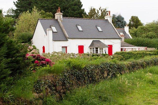 maison neo bretonne a vendre cote d'armor