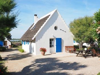 Maison typique bretonne
